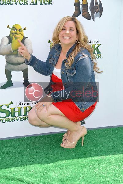 """Marissa Jaret Winokur<br /> at the """"Shrek Forever After"""" Los Angeles Premiere, Gibson Amphitheater, Universal City, CA. 05-16-10<br /> David Edwards/DailyCeleb.com 818-249-4998"""
