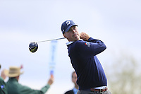 Matt Kucher (USA) on the 3rd tee during the 3rd round of the Waste Management Phoenix Open, TPC Scottsdale, Scottsdale, Arisona, USA. 02/02/2019.<br /> Picture Fran Caffrey / Golffile.ie<br /> <br /> All photo usage must carry mandatory copyright credit (© Golffile | Fran Caffrey)