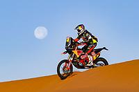 12th January 2020, Riyadh, Saudi Arabia;  02 Walkner Matthias (aut), KTM, Red Bull KTM Factory Team, Moto, Bike, action during Stage 7 of the Dakar 2020 between Riyadh and Wadi Al-Dawasir, 741 km - SS 546 km, in Saudi Arabia   - Editorial Use