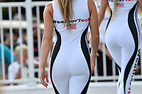 IMSA WeatherTech SportsCar Championship<br /> Continental Tire Road Race Showcase<br /> Road America, Elkhart Lake, WI USA<br /> Sunday 6 August 2017<br /> WeatherTech Grid Girls<br /> World Copyright: Richard Dole<br /> LAT Images<br /> ref: Digital Image RD_RA_2017_151