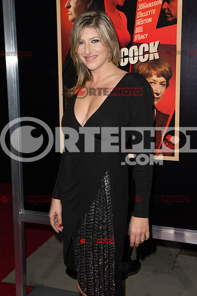 """November 20, 2012 - Beverly Hills, California - Tara Summers at the """"Hitchcock"""" Los Angeles Premiere held at the Academy of Motion Picture Arts and Sciences Samuel Goldwyn Theater. Photo Credit: Colin/Starlite/MediaPunch Inc /NortePhoto"""