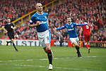 Kenny Miller celebrates the second goal