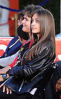 HOLLYWOOD, CA - JANUARY 26: Michael Jackson's children Blanket Jackson, Prince Jackson and Paris Jackson during the Michael Jackson Hand And Footprint Ceremony at Grauman's Chinese Theatre on January 26, 2012 in Hollywood, California.