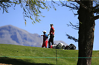 Richard McEvoy (ENG) on the 10th green during Sunday's Final Round 4 of the 2018 Omega European Masters, held at the Golf Club Crans-Sur-Sierre, Crans Montana, Switzerland. 9th September 2018.<br /> Picture: Eoin Clarke | Golffile<br /> <br /> <br /> All photos usage must carry mandatory copyright credit (&copy; Golffile | Eoin Clarke)