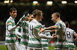 Stuart Armstrong takes the acclaim