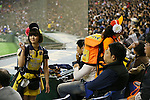 , <br /> NOVEMBER 14, 2014 - Baseball : <br /> 2014 All Star Series Game 2 <br /> between Japan and MLB All Stars <br /> at Tokyo Dome in Tokyo, Japan. <br /> (Photo by YUTAKA/AFLO SPORT)[1040]