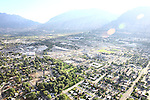 1309-22 2713<br /> <br /> 1309-22 BYU Campus Aerials<br /> <br /> Brigham Young University Campus, Provo, <br /> <br /> Provo Valley, Y Mountain, Sunrise<br /> <br /> September 6, 2013<br /> <br /> Photo by Jaren Wilkey/BYU<br /> <br /> &copy; BYU PHOTO 2013<br /> All Rights Reserved<br /> photo@byu.edu  (801)422-7322