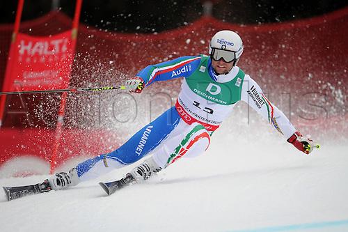 18 02 2011  FIS World Cup Gap 2011 RTL men Garmisch Partenkirchen Giant Slalom  Germany  Simon Davide Simoncelli ITA