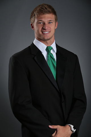 DENTON, TX - AUGUST 3: Football coat & tie, and staff head shots at North Texas Athletic complex in Denton on August 3, 2015 in Denton, Texas.  (Photo by Rick Yeatts)