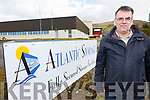 Pat Sugrue of Atlantic Storage Cahersiveen.