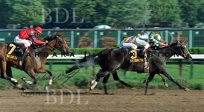 Try Something New at Saratoga, ca. 1982 (not sure of race)