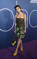 LOS ANGELES, CA - JUNE 4: Rowan Blanchard, at the Los Angeles Premiere of HBO's Euphoria at the Cinerama Dome in Los Angeles, California on June 4, 2019. <br /> CAP/MPIFS<br /> ©MPIFS/Capital Pictures