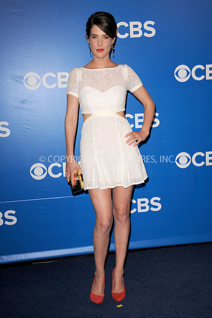 WWW.ACEPIXS.COM . . . . . .May 16, 2012...New York City....Cobie Smulders attends the 2012 CBS Upfronts at The Tent at Lincoln Center on May 16, 2012 in New York City.on May 16, 2012  in New York City ....Please byline: KRISTIN CALLAHAN - ACEPIXS.COM.. . . . . . ..Ace Pictures, Inc: ..tel: (212) 243 8787 or (646) 769 0430..e-mail: info@acepixs.com..web: http://www.acepixs.com .