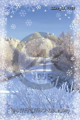 Maira, CHRISTMAS LANDSCAPE, photos(LLPPZS7518,#XL#) Landschaften, Weihnachten, paisajes, Navidad