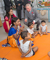 Prince Charles & Camiila continue their India Tour - India