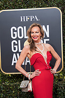 Margaret Gardner attends the 76th Annual Golden Globe Awards at the Beverly Hilton in Beverly Hills, CA on Sunday, January 6, 2019.<br /> *Editorial Use Only*<br /> CAP/PLF/HFPA<br /> Image supplied by Capital Pictures