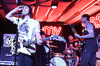 Pierce the Veil<br /> perform live at HMV Oxford Street, London<br /> <br /> <br /> ©Ash Knotek  D3112 27/04/2016
