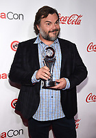 "LAS VEGAS, NV - APRIL 26: Recipient of the ""CinemaCon Visionary Award"", Jack Black attends the CinemaCon Big Screen Achievement Awards at CinemaCon 2018 at The Colosseum at Caesars Palace on April 26, 2018 in Las Vegas, Nevada. (Photo by Frank Micelotta/PictureGroup)"