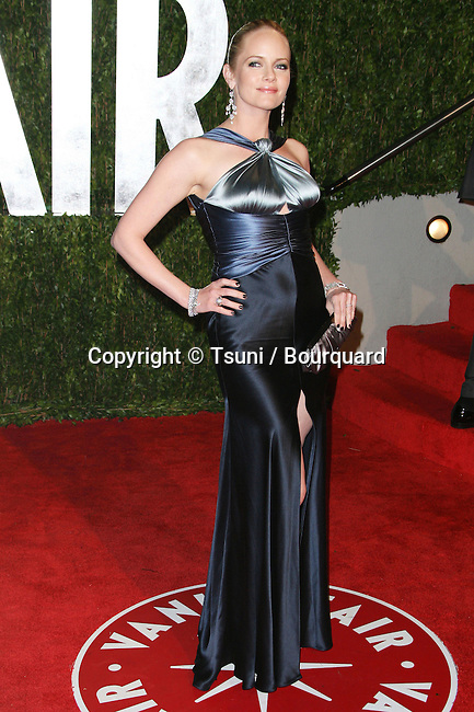 Marley Shelton _36   -<br /> Vanity Fair After Oscars Party In Los Angeles.