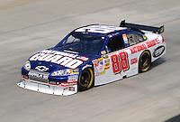 Sept. 19, 2008; Dover, DE, USA; Nascar Sprint Cup Series driver Dale Earnhardt Jr during practice for the Camping World RV 400 at Dover International Speedway. Mandatory Credit: Mark J. Rebilas-