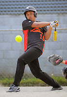 131116 Wellington Softball - Poneke Kilbirnie Gold v Red