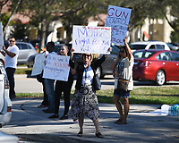 FEB 16 Parkland Holds Vigil for Shooting Victims