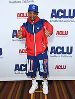 07 June 2019 - Hollywood, California - Korey Wise. ACLU 25th Annual Luncheon held at J.W. Marriott at LA Live. Photo Credit: Birdie Thompson/AdMedia