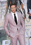 """Armie Hammer arriving to the World Premiere of """"The Lone Ranger"""" held at Disney California Adventure Park on June 22, 2013."""