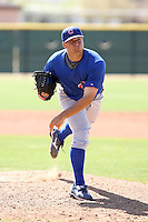 Austin Kirk, Chicago Cubs 2010 minor league spring training..Photo by:  Bill Mitchell/Four Seam Images.