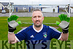 Tony Lyons Laune Rangers goalkeeper who is retiring from footballer