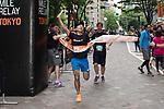 Winner - Bloomberg Square Mile Relay Tokyo 2017