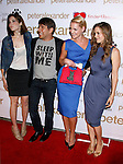 LOS ANGELES, CA. - October 22: Actress Mandy Moore, designer Peter Alexander, actresses Katherine Heigl and Alicia Silverstone arrives at the Peter Alexander Flagship Boutique Grand Opening And Benefit on October 22, 2008 in Los Angeles, California.
