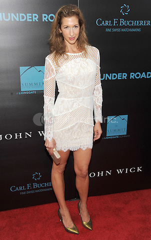 New York, NY- October 13: Alysia Reiner attends the Summit Entertainment and Thunder Road Pictures New York screening of John Wick at the Regal Union Square on October 13, 2014 in New York City. Credit: John Palmer/MediaPunch
