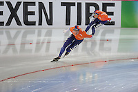 SPEED SKATING: HAMAR: Vikingskipet, 05-03-2017, ISU World Championship Allround, 1500m Men, Sven Kramer (NED), ©photo Martin de Jong