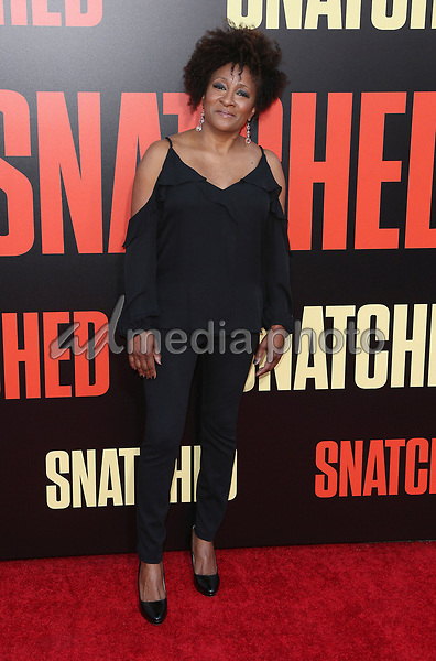 """10 May 2017 - Westwood, California - Wanda Sykes. """"Snatched"""" World Premiere held at the Regency Village Theatre. Photo Credit: AdMedia"""
