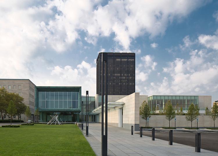 Columbus Museum of Art Margaret M. Walter Wing   Design Group and Corna Kokosing