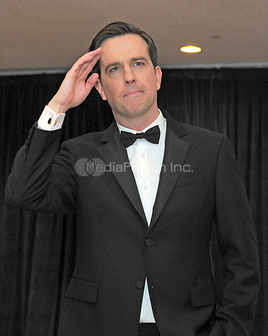 Bradley Helms arrives for the 2013 White House Correspondents Association Annual Dinner at the Washington Hilton Hotel on Saturday, April 27, 2013.<br /> Credit: Ron Sachs / CNP<br /> (RESTRICTION: NO New York or New Jersey Newspapers or newspapers within a 75 mile radius of New York City) /MediaPunch