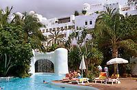 Spanien, Kanarische Inseln, Teneriffa, San Eugenio, Hotel Jardin Tropical
