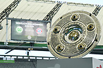 Meisterschale in der Volkswagen Arena<br />Wolfsburg, 27.06.2020: nph00001: , Fussball Bundesliga, VfL Wolfsburg - FC Bayern Muenchen<br /> DFL REGULATIONS PROHIBIT ANY USE OF PHOTOGRAPHS AS IMAGE SEQUENCES AND OR QUASI VIDEO<br />EDITORIAL USE ONLY<br />NATIONAL AND INTERNATIONAL NEWS AGENCIES OUT