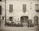 Alto Certaldo is a small town in Tuscany.