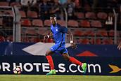 June 8th 2017, Créteil, France, U-21 International football friendly, France versus Cameroon;  Jonathan Bamba (fra) breaks along the wing