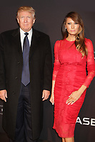Donald Trump and Melania Trump 2015<br /> Photo By John Barrett/PHOTOlink