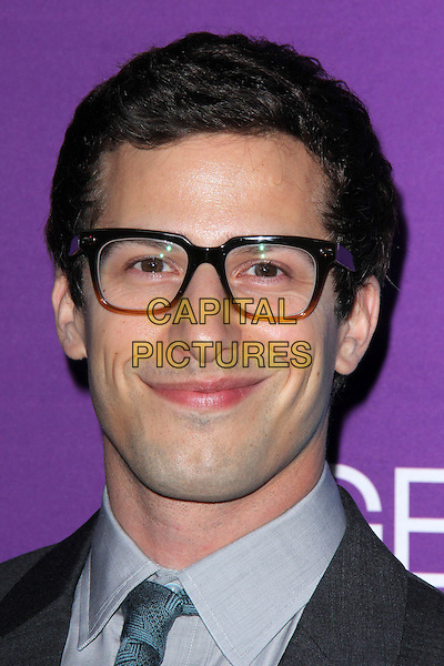 CULVER CITY, CA - February 27: Andy Samberg at the unite4:good and Variety present unite4:humanity, Sony Studios, Culver City,  February 27, 2014. <br /> CAP/MPI/JO<br /> &copy;Janice Ogata/MediaPunch/Capital Pictures