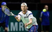 Februari 12, 2015, Netherlands, Rotterdam, Ahoy, ABN AMRO World Tennis Tournament, Andreas Seppi (ITA)<br /> Photo: Tennisimages/Henk Koster