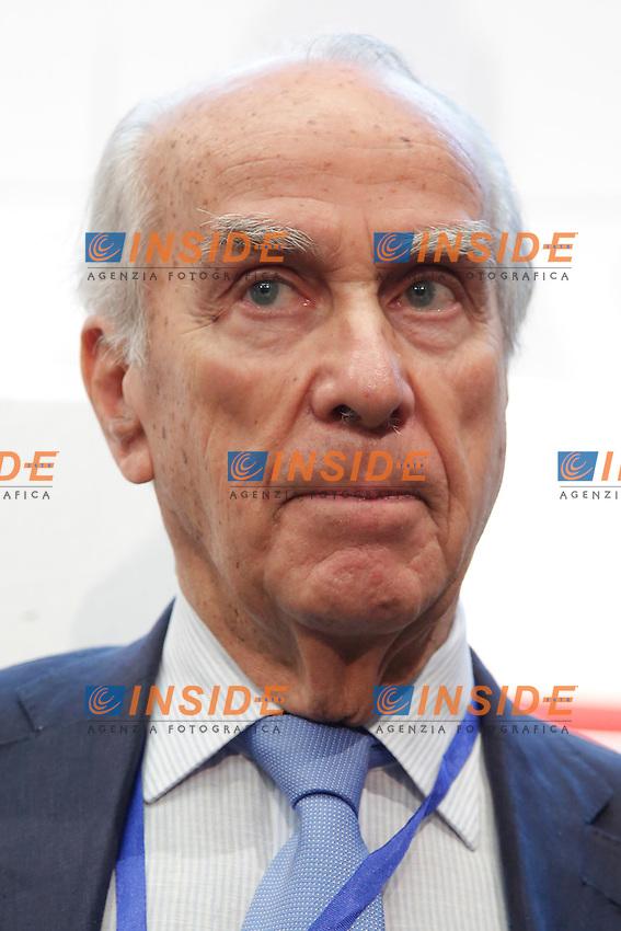 Giuseppe Vita Presidente Unicredit Chairman<br /> Roma 14-07-2016 East Forum 2016<br /> Photo Samantha Zucchi Insidefoto