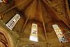 windows of mouth blown glass in the parish church Santa Creu<br /> <br /> ventanas de vidrio soplado en la parroquia Santa Creu<br /> <br /> Fenster aus mundgeblasenem Glas in der Pfarrkirche Santa Creu<br /> <br /> 3008 x 2000 px<br /> 150 dpi: 50,94 x 33,87 cm<br /> 300 dpi: 25,47 x 16,93 cm