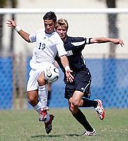 FIU Men's Soccer v. South Carolina (10/7/07)