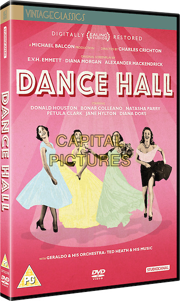 DVD COVER ART<br /> in Dance Hall (1950) <br /> *Filmstill - Editorial Use Only*<br /> CAP/NFS<br /> Image supplied by Capital Pictures