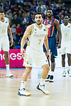 Facundo Campazzo during Real Madrid vs Kirolbet Baskonia game of Liga Endesa. 19 January 2020. (Alterphotos/Francis Gonzalez)