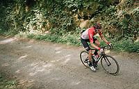 Nikolas Maes (BEL/Lotto-Soudal)<br /> <br /> 3rd Dwars Door Het hageland 2018 (BEL)<br /> 1 day race:  Aarschot > Diest: 198km